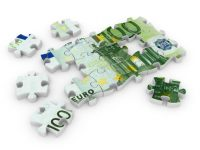 Puzzle euro. 3d